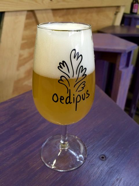 Alternative Amsterdam Noord Opedipus Brewery Beer