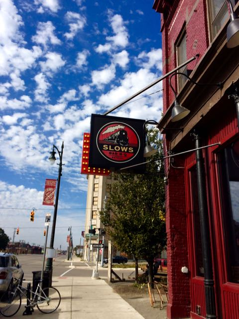 What to do in Detroit Slows BBQ