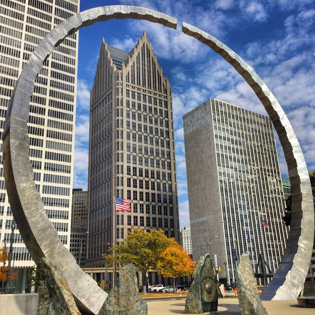 What to do in detroit transcending