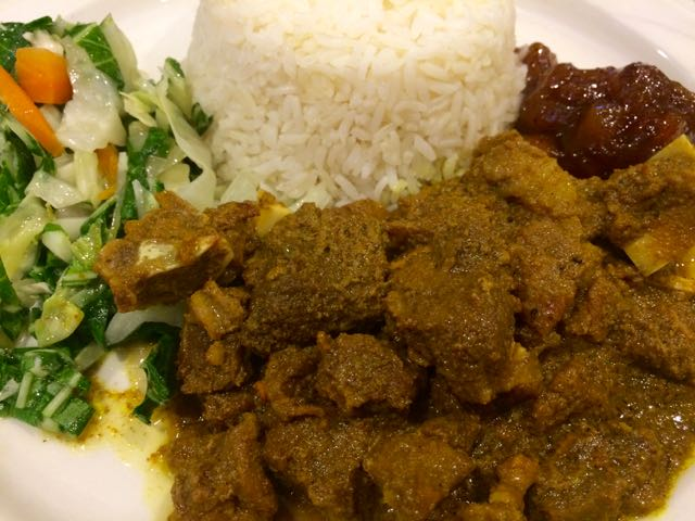 What to eat in Jamaica traditional jamaican food curried goat