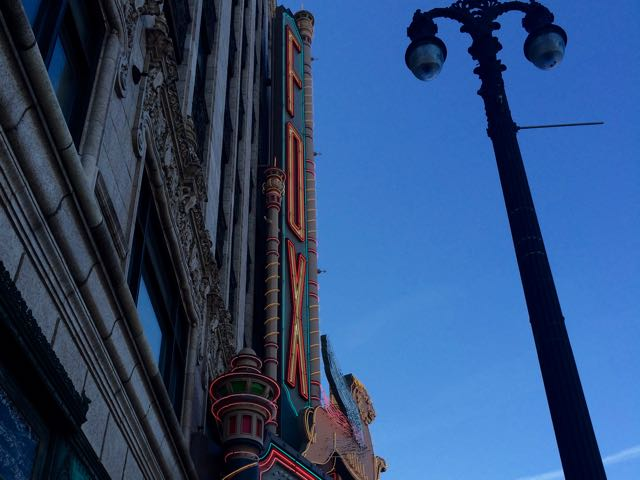 what to do in Detroit - Theatre District