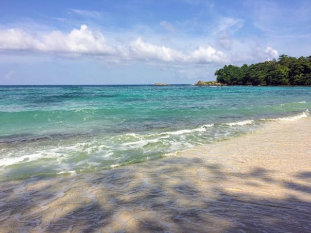 Real Jamaica itinerary Winnfred beach