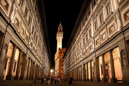 3 Days in Florence - Uffizi