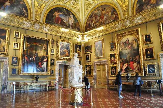 3 days in Florence Pitti Palace
