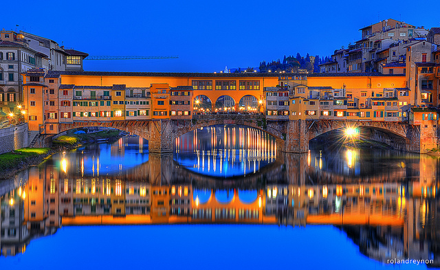 3 days in Florence Ponte vecchio