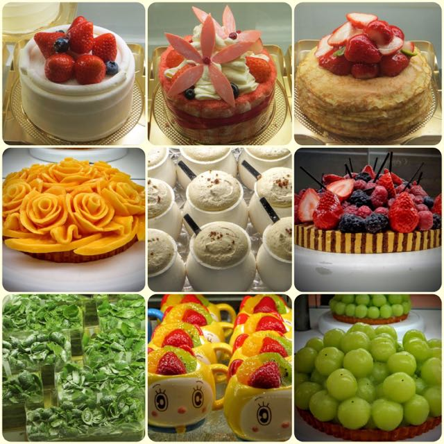 What to eat in Japan cakes