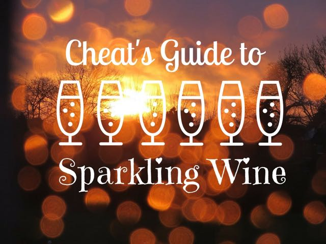 cheat's guide to sparkling wine