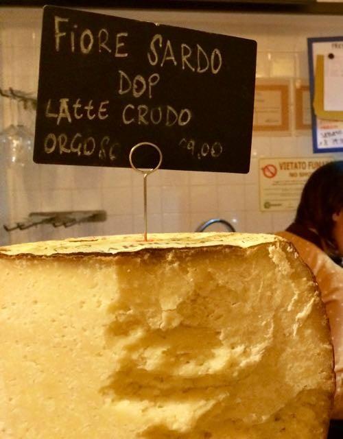sardinian food fiore sardo