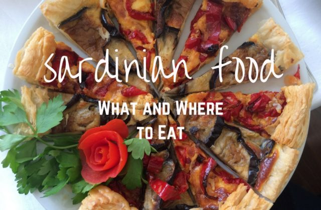 Sardinian Food - Where and What to Eat in Sardinia