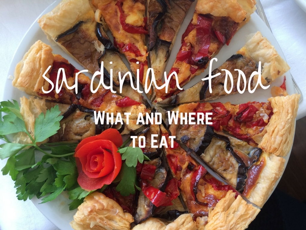 Food To Eat In Sardinia