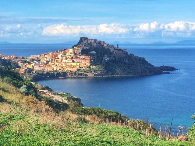 Where to go in Sardinia - castelsardo