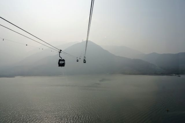 3 days in Hong Kong - Ngong Ping Cable Car