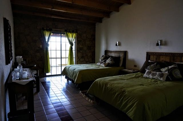 Affordable copper canyon tour itinerary hotel room divisidero