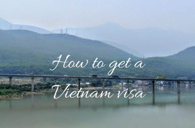 How to get a Vietnam visa Pinterest