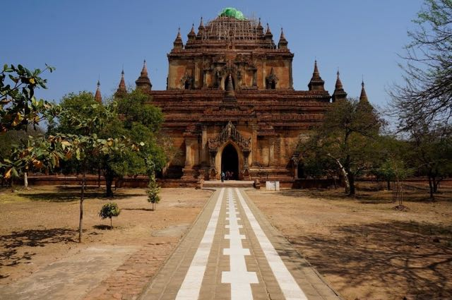 Things to do in Bagan temples