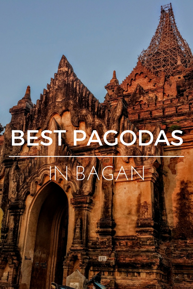 Guide to the best Bagan Pagodas including the biggest, the best, some hidden temples and a local map to help you plan your sightseeing in Bagan.