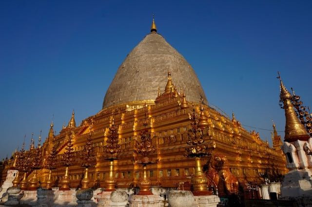 Best Pagodas in Bagan - Shwezigan