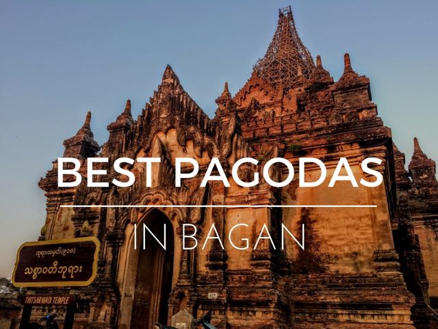 Best bagan Pagodas Main