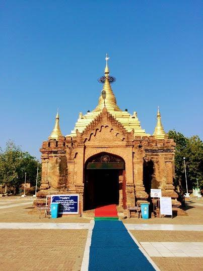 Best pagodas in Bagan - Alotawpyi