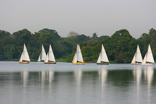 Things to do in Yangon - Inya lake