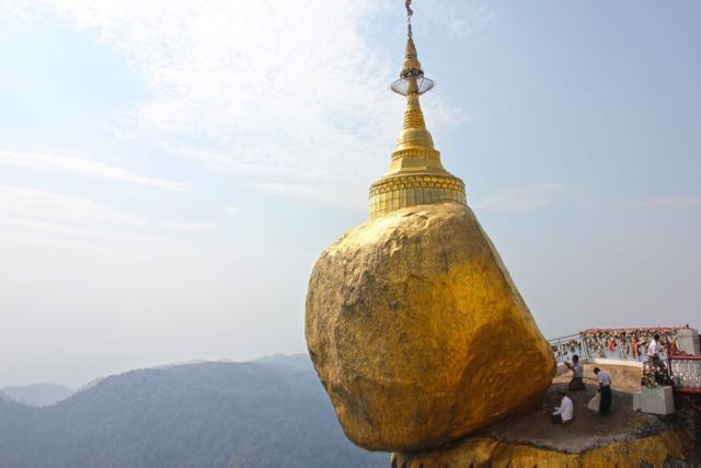 Things to do in Yangon - day trip from Yangon