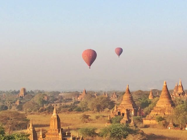Myanmar itinerary places to go in Myanmar Bagan
