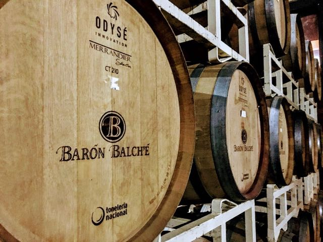 How to Go Wine Tasting in Ensenada - Maincasks Baron Balche