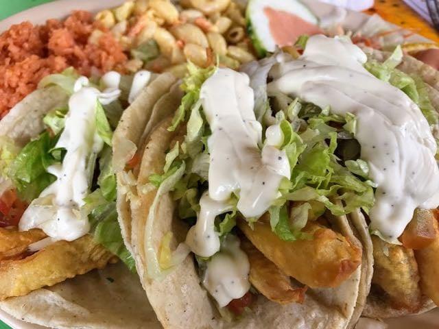 Visiting Tijuana from San Diego -fish tacos