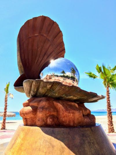 Things to do in La Paz Mexico Baja Sur ocean pearl