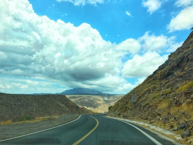 Baja California Road Trip Itinerary Road