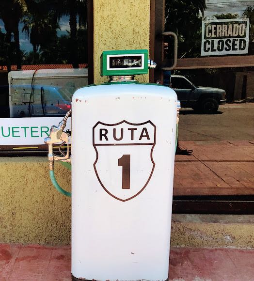 Baja California Road Trip Itinerary Ruta 1