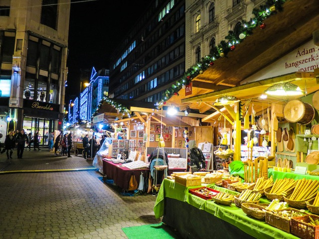 Best Eastern European Christmas Markets budapest-christmas-market