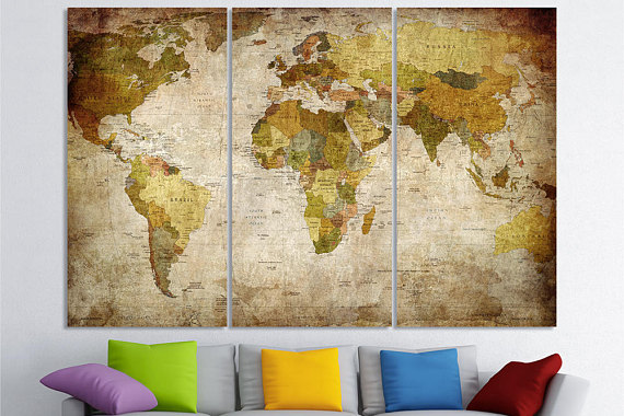 Best travel gifts for yourself etsy wall art