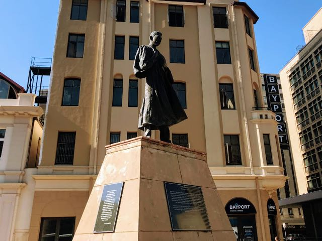 Best tourist activities in Johannesburg gandhi in South Africa