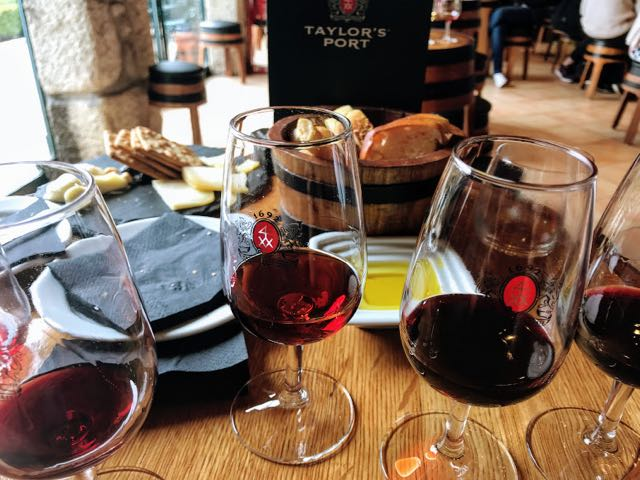 Alternative things to do in Porto Taylors Port Wine Cellar