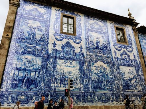 Alternative things to do in porto - tiles