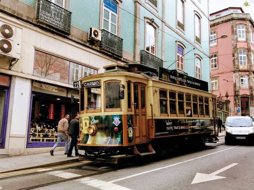 Alternative things to do in porto - tram in Porto
