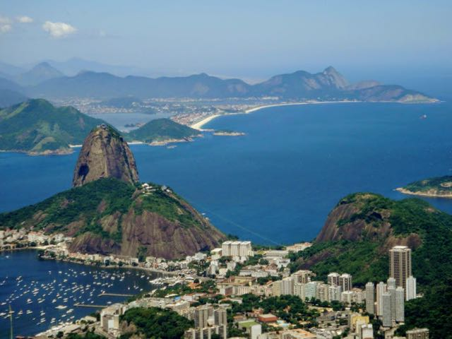 Best Cities with Beaches - Rio de Janeiro