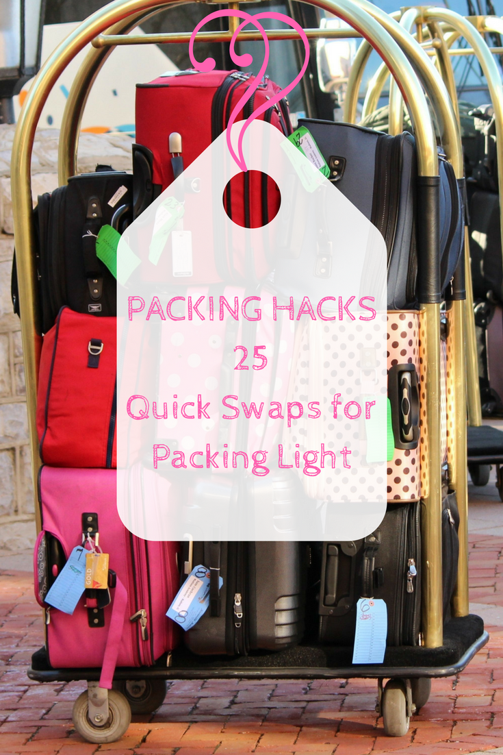 Packing Hacks Packing Tips Packing Light Travel Light pinterest