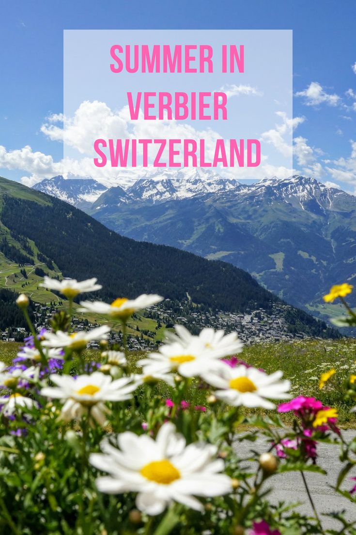 Verbier is a playground in summer. Biking, hiking, cooking, yoga, spa hotels and the nightlife. Here's 20 things to do in Verbier in summer.