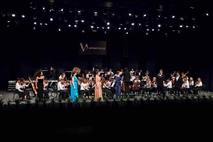 Things to do in Verbier in summer Verbier Festival Classical Music