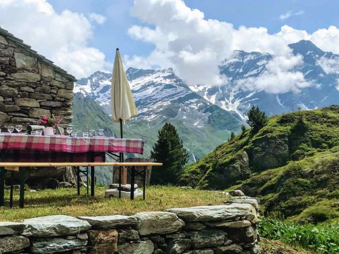 Things to do in verbier in summer cheese brunch