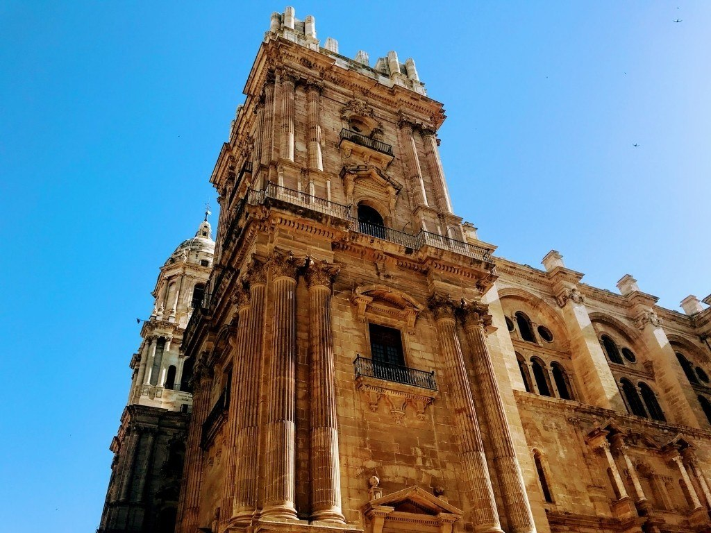 30 Best Things To Do in Malaga | Indiana Jo Map Of Acient Malaga on