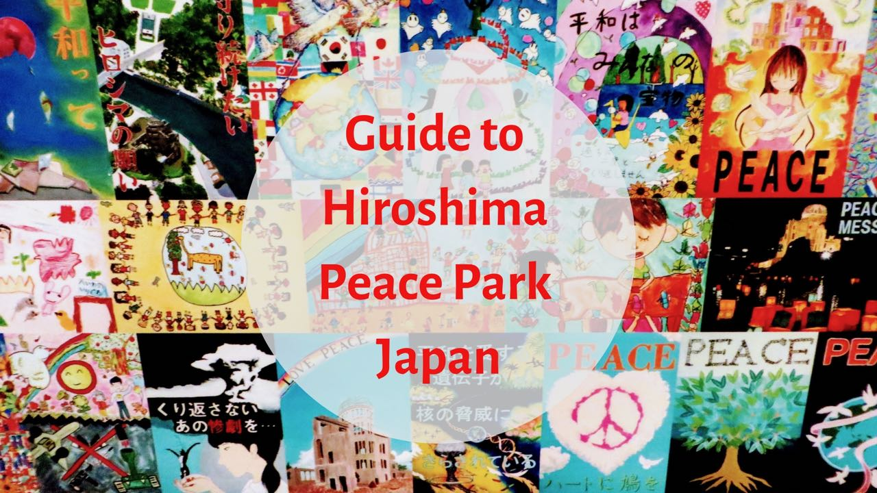 Things to do in Hisroshima Hiroshima Peace Park Main