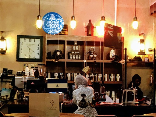 things to do in Dubai - coffee museum