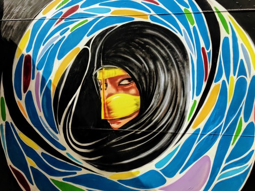 things to do in Dubai - street art
