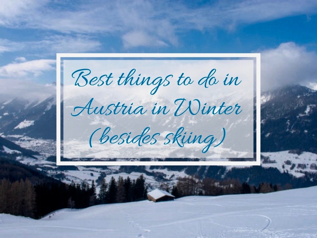 Best things to do in Austria in Winter Main