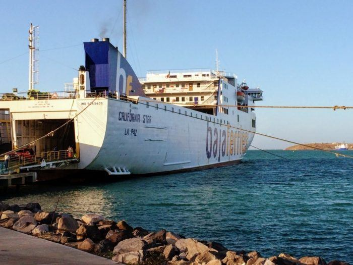 Baja Ferry