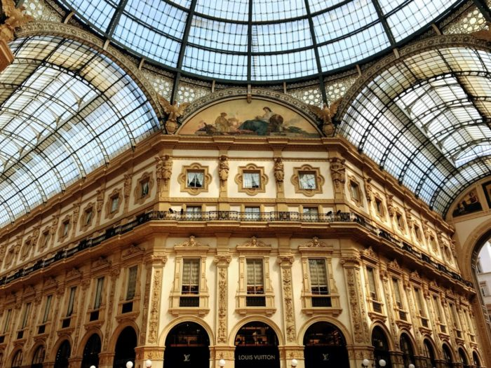 Things To Do In Milan Galleria