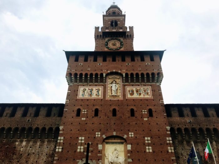 Things To Do In Milan Sforza Castle